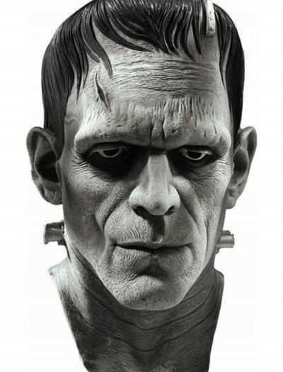 Deluxe Frankenstein Mask, halloween costume (Deluxe Frankenstein Mask)