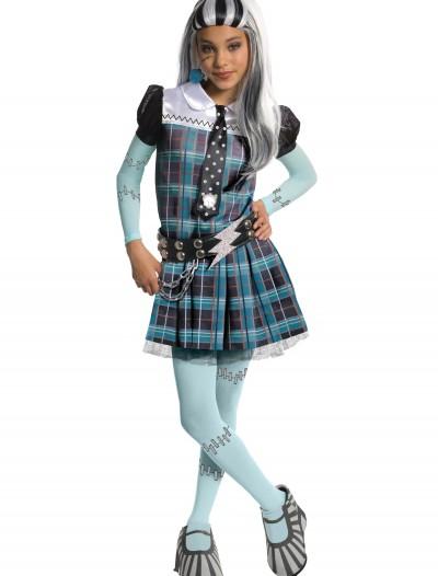 Deluxe Frankie Stein Costume, halloween costume (Deluxe Frankie Stein Costume)
