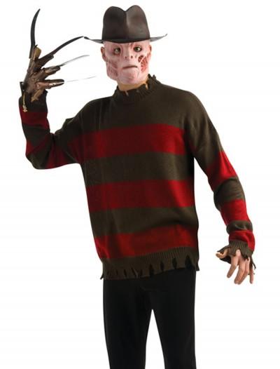 Deluxe Freddy Krueger Sweater, halloween costume (Deluxe Freddy Krueger Sweater)