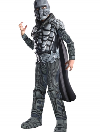 Deluxe General Zod Child Costume, halloween costume (Deluxe General Zod Child Costume)