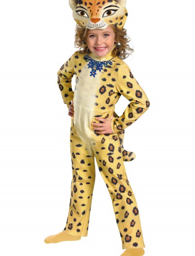 Deluxe Gia the Leopard Costume, halloween costume (Deluxe Gia the Leopard Costume)
