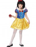 Deluxe Girls Snow White Costume, halloween costume (Deluxe Girls Snow White Costume)