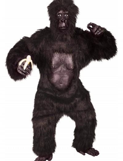 Deluxe Gorilla Costume, halloween costume (Deluxe Gorilla Costume)