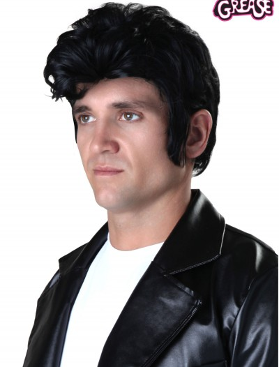 Deluxe Grease Adult Danny Wig, halloween costume (Deluxe Grease Adult Danny Wig)