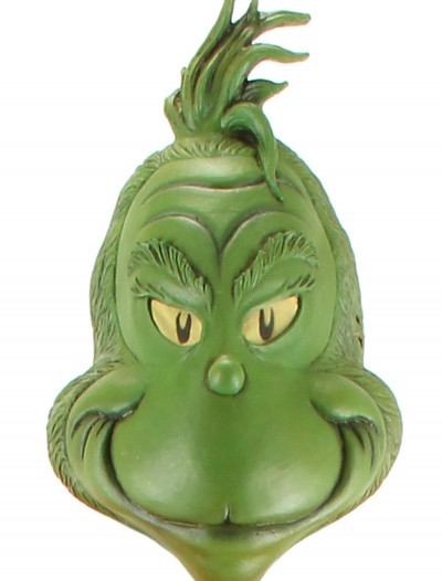 Deluxe Grinch Mask, halloween costume (Deluxe Grinch Mask)