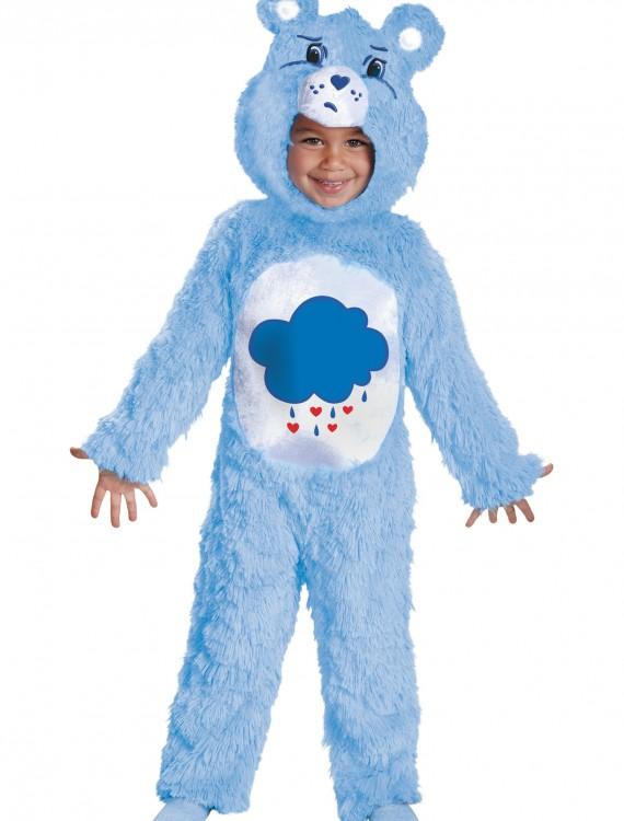 Deluxe Grumpy Bear Costume, halloween costume (Deluxe Grumpy Bear Costume)