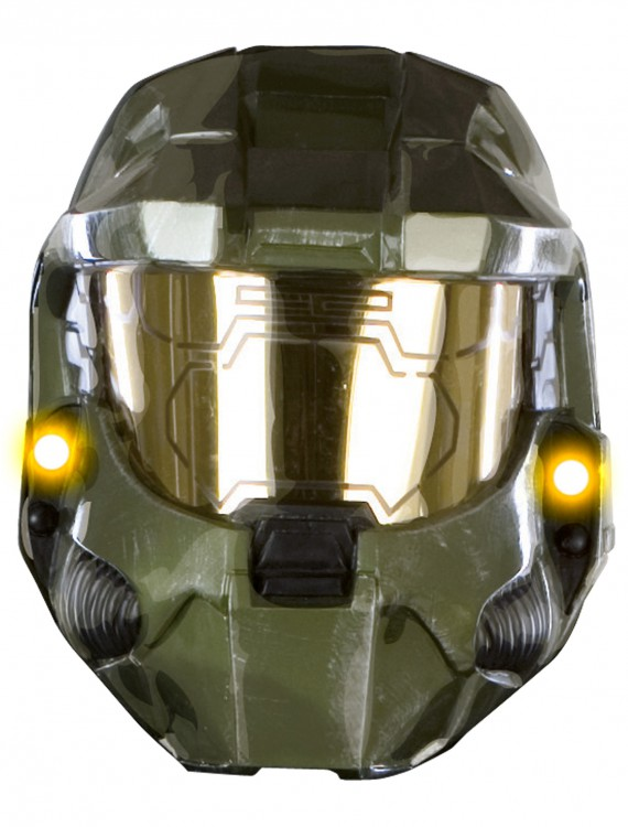 Deluxe Halo 3 Mask, halloween costume (Deluxe Halo 3 Mask)
