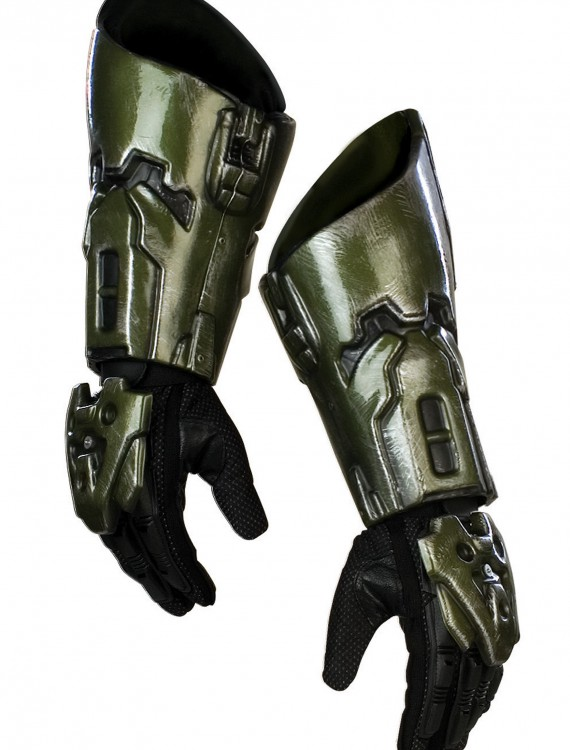 Deluxe Halo Gloves, halloween costume (Deluxe Halo Gloves)