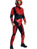 Deluxe Halo Red Spartan Costume, halloween costume (Deluxe Halo Red Spartan Costume)