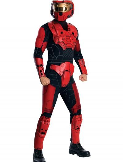 Deluxe Halo Red Spartan Costume, halloween costume (Deluxe Halo Red Spartan Costume)