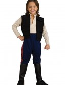 Deluxe Han Solo Child Costume, halloween costume (Deluxe Han Solo Child Costume)