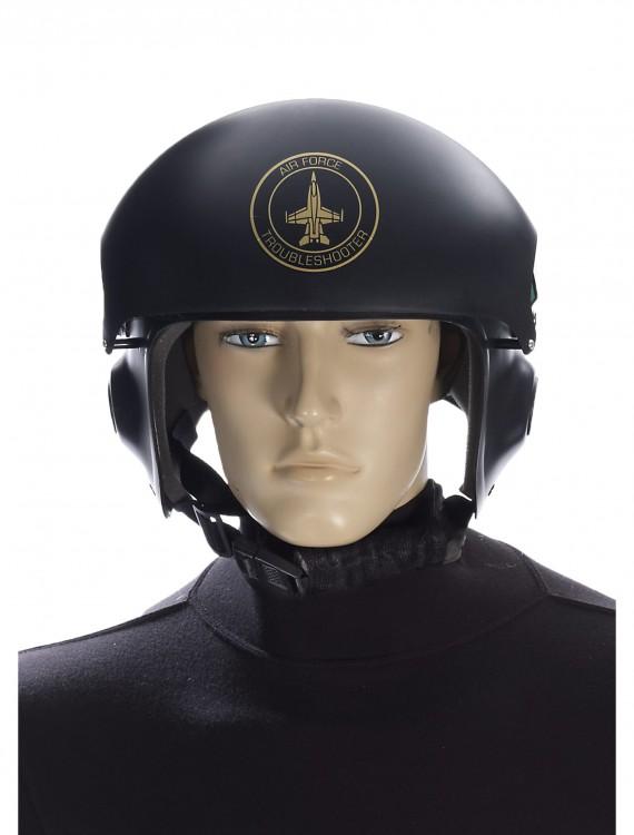 Deluxe Jet Pilot Helmet, halloween costume (Deluxe Jet Pilot Helmet)