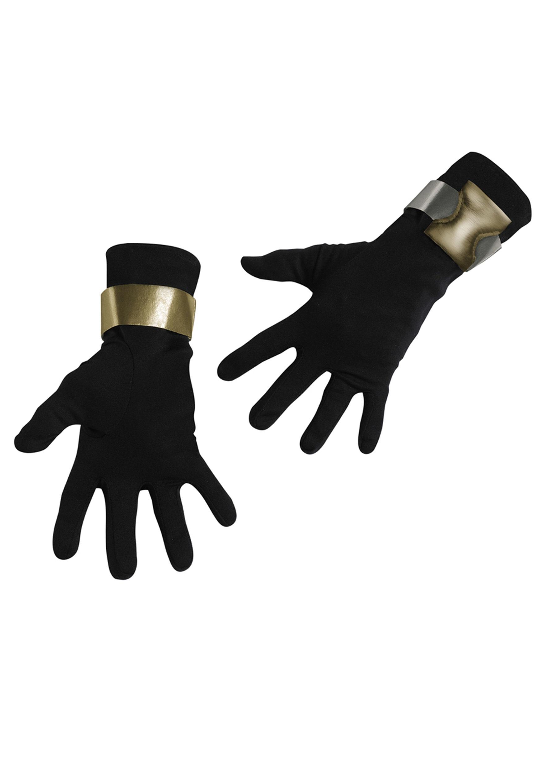 Deluxe Kids Snake Eyes Gloves  sc 1 st  Halloween Costumes & Deluxe Kids Snake Eyes Gloves - Halloween Costumes