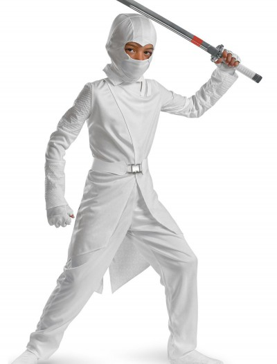 Deluxe Kids Storm Shadow Costume, halloween costume (Deluxe Kids Storm Shadow Costume)