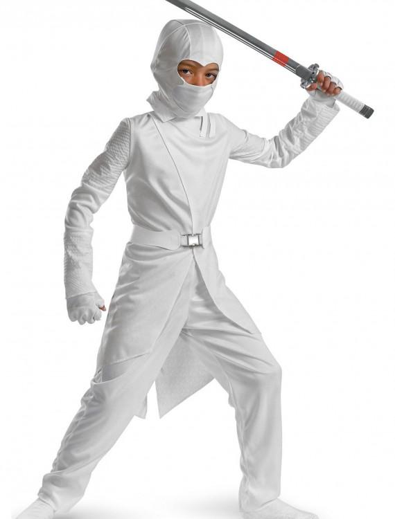 Deluxe Kids Storm Shadow Costume, halloween costume (Deluxe Kids Storm Shadow Costume)