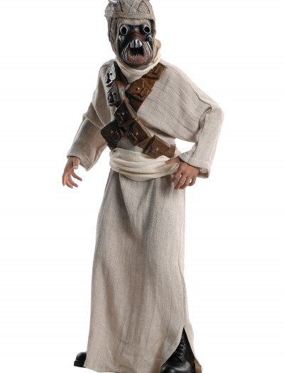 Deluxe Kids Tusken Raider Costume, halloween costume (Deluxe Kids Tusken Raider Costume)