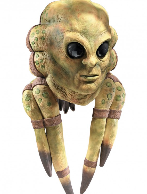 Deluxe Kit Fisto Mask, halloween costume (Deluxe Kit Fisto Mask)
