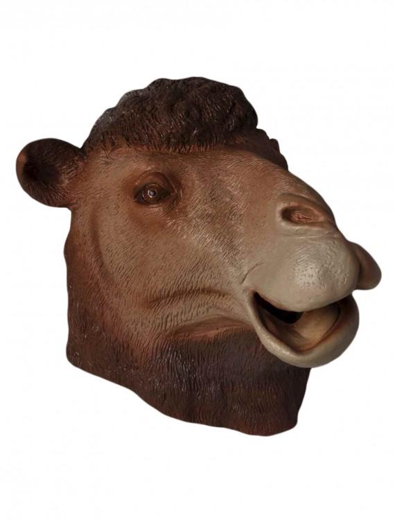 Deluxe Latex Camel Mask, halloween costume (Deluxe Latex Camel Mask)