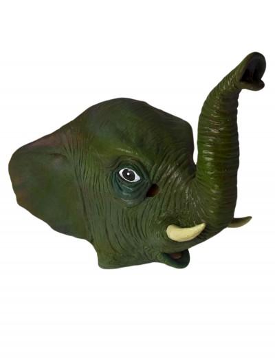 Deluxe Latex Elephant Mask, halloween costume (Deluxe Latex Elephant Mask)