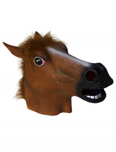 Deluxe Latex Horse Mask, halloween costume (Deluxe Latex Horse Mask)