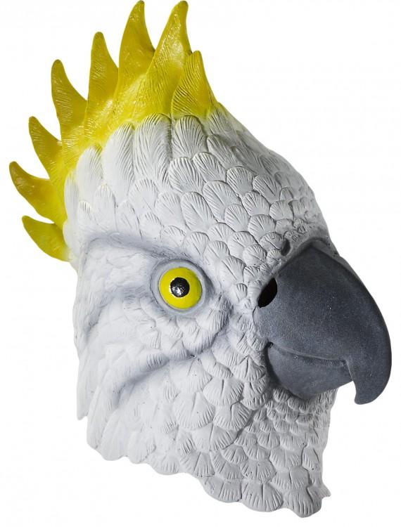 Deluxe Latex Parrot Mask, halloween costume (Deluxe Latex Parrot Mask)