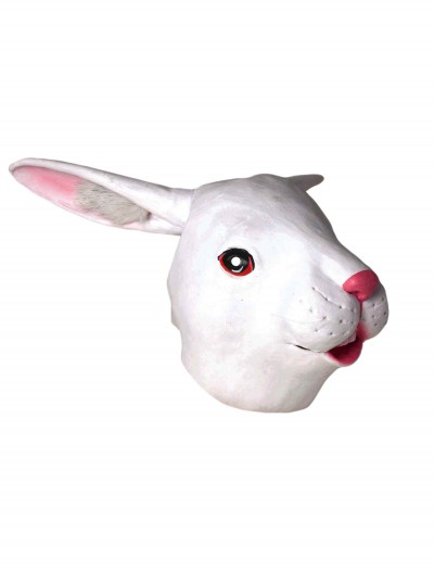 Deluxe Latex Rabbit Mask, halloween costume (Deluxe Latex Rabbit Mask)