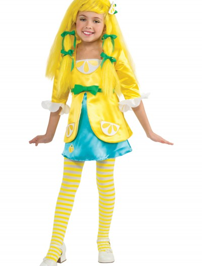 Deluxe Lemon Meringue Costume, halloween costume (Deluxe Lemon Meringue Costume)