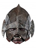 Deluxe Lord of the Rings Uruk-Hai Mask, halloween costume (Deluxe Lord of the Rings Uruk-Hai Mask)
