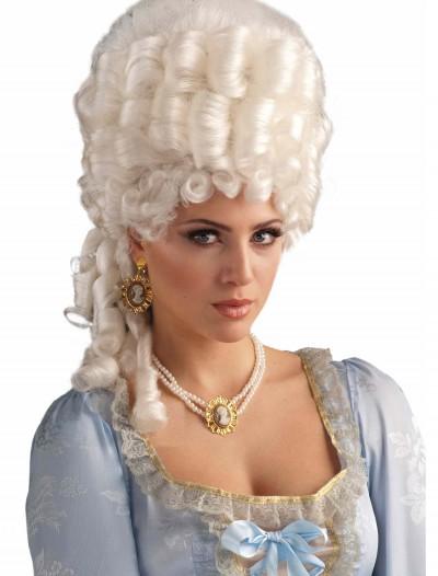 Deluxe Marie Antoinette Wig, halloween costume (Deluxe Marie Antoinette Wig)