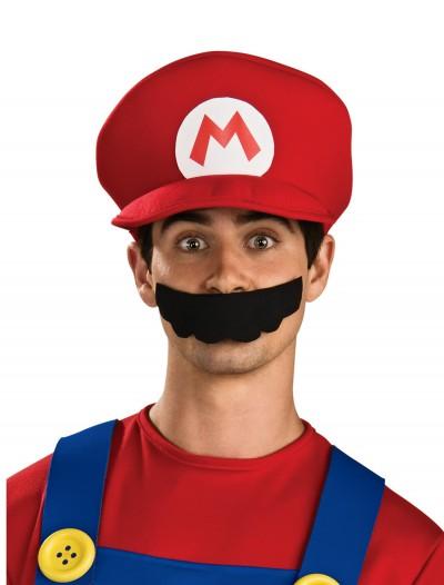 Deluxe Mario Hat, halloween costume (Deluxe Mario Hat)