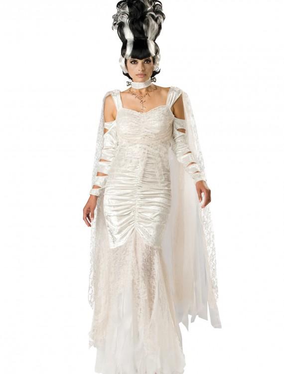 Deluxe Monster Bride Costume, halloween costume (Deluxe Monster Bride Costume)