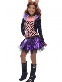 Deluxe Monster High Clawdeen Wolf Costume, halloween costume (Deluxe Monster High Clawdeen Wolf Costume)