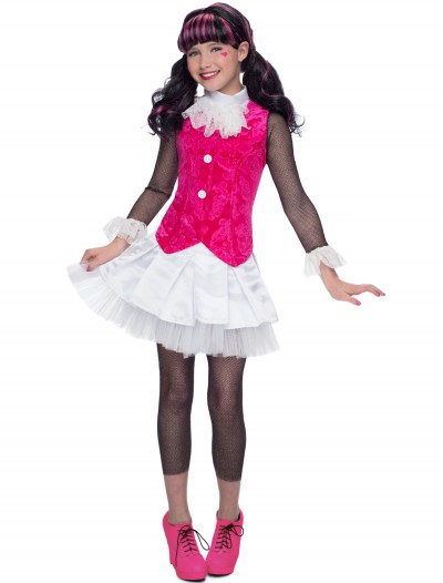 Deluxe Monster High Draculaura Costume, halloween costume (Deluxe Monster High Draculaura Costume)