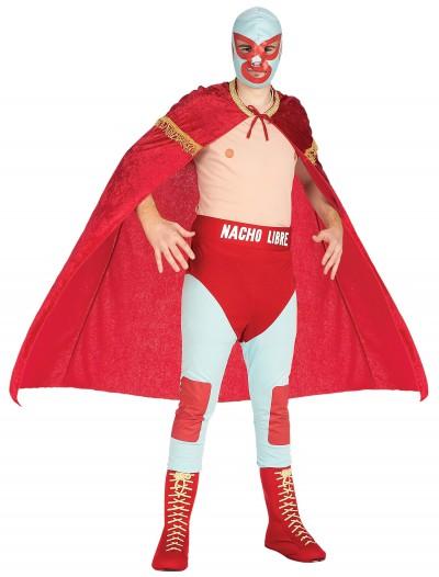 Deluxe Nacho Libre Costume, halloween costume (Deluxe Nacho Libre Costume)