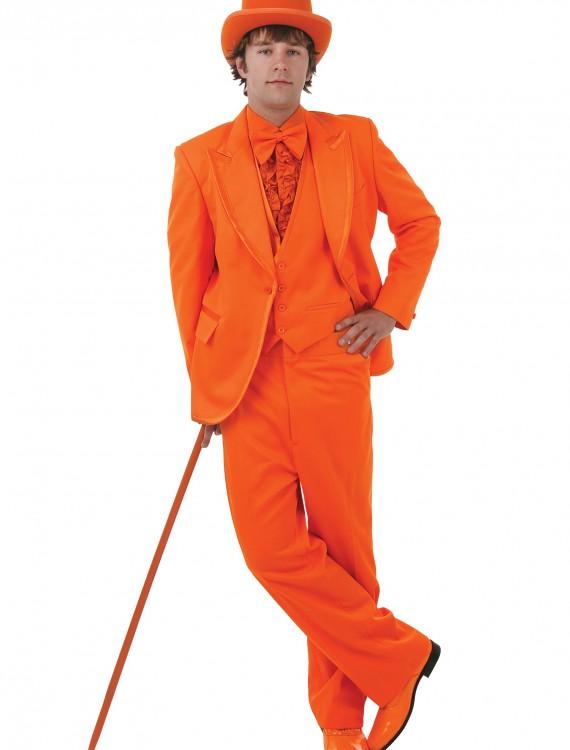 Deluxe Orange Tuxedo, halloween costume (Deluxe Orange Tuxedo)