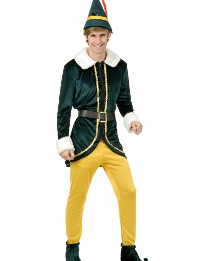 Deluxe Plus Size Elf Costume, halloween costume (Deluxe Plus Size Elf Costume)