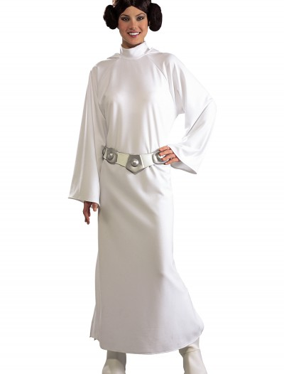 Deluxe Princess Leia Costume, halloween costume (Deluxe Princess Leia Costume)