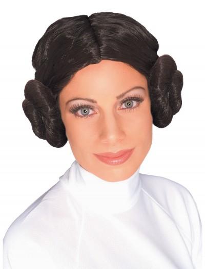 Deluxe Princess Leia Wig, halloween costume (Deluxe Princess Leia Wig)