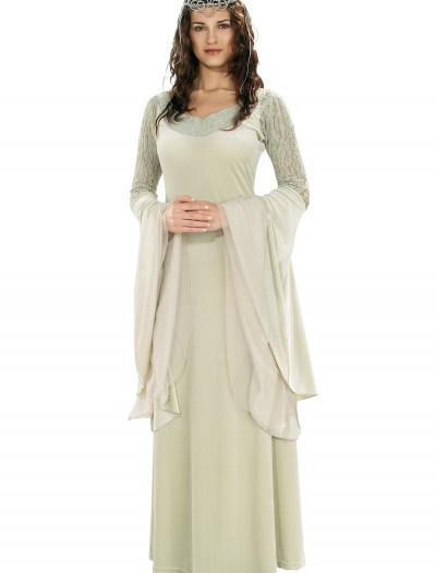 Deluxe Queen Arwen Costume, halloween costume (Deluxe Queen Arwen Costume)