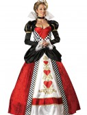 Deluxe Queen of Hearts Adult Costume, halloween costume (Deluxe Queen of Hearts Adult Costume)