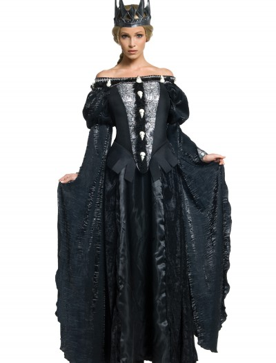 Deluxe Queen Ravenna Skull Dress, halloween costume (Deluxe Queen Ravenna Skull Dress)
