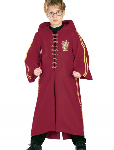 Quidditch Harry Potter Deluxe Costume, halloween costume (Quidditch Harry Potter Deluxe Costume)