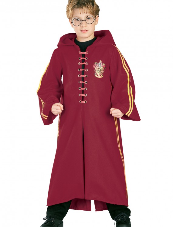 Quidditch Harry Potter Deluxe Costume, halloween costume (Quidditch Harry Potter Deluxe Costume)
