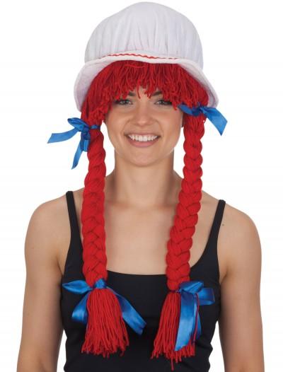 Deluxe Rag Doll Wig, halloween costume (Deluxe Rag Doll Wig)