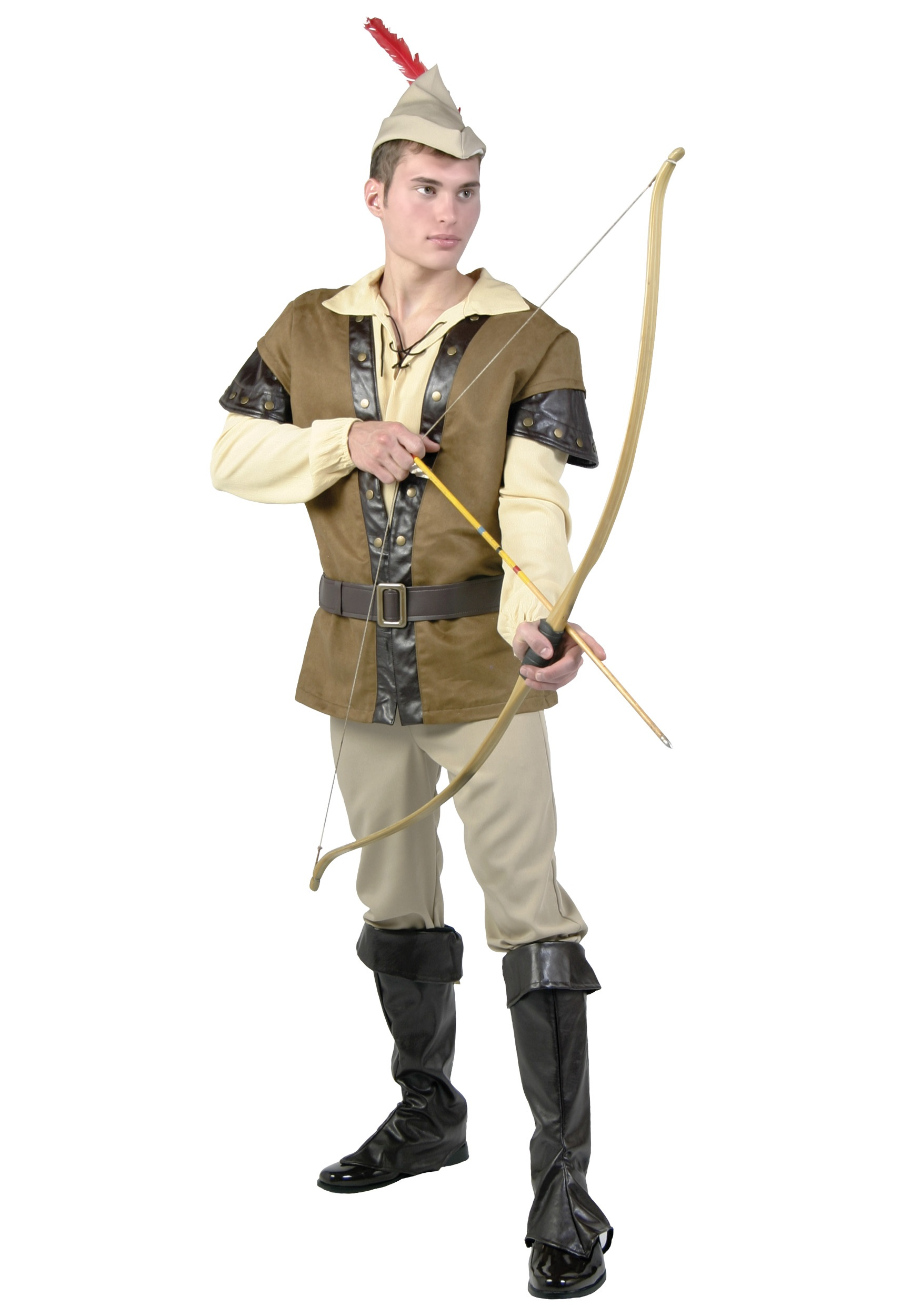 Deluxe Robin Hood Costume  sc 1 st  Halloween Costumes : robinhood costume  - Germanpascual.Com