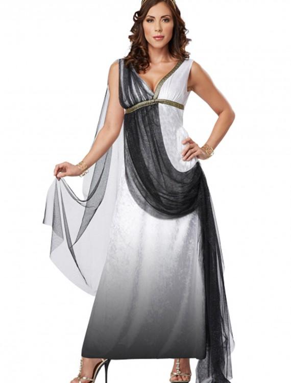 Deluxe Roman Empress Costume, halloween costume (Deluxe Roman Empress Costume)