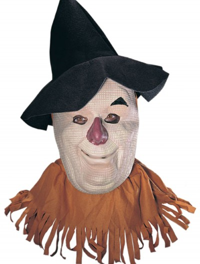 Deluxe Scarecrow Mask, halloween costume (Deluxe Scarecrow Mask)
