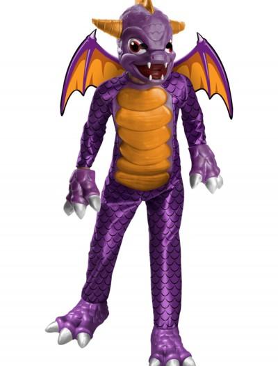 Deluxe Skylander Spyro Costume, halloween costume (Deluxe Skylander Spyro Costume)