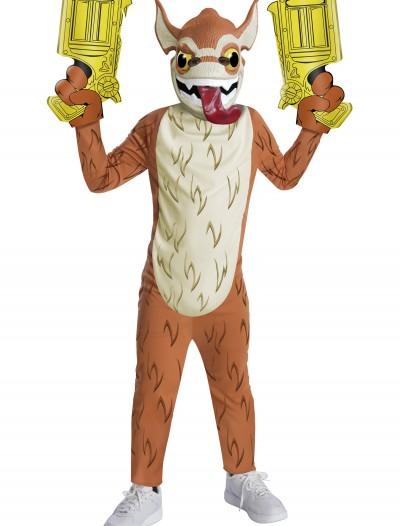 Deluxe Skylander Trigger Happy Costume, halloween costume (Deluxe Skylander Trigger Happy Costume)