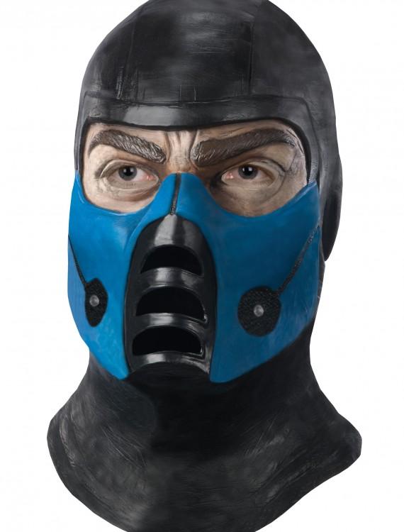 Deluxe Sub Zero Mask, halloween costume (Deluxe Sub Zero Mask)